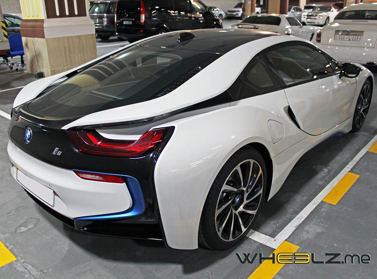 BMW I8 4 (4)