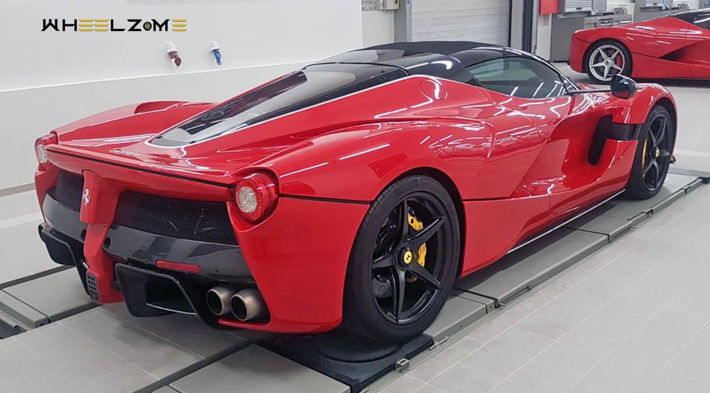 Ferrari LaFerrari – The Maximum Expression Of What Defines The Prancing Horse