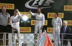 فورمولا 1 جائزة ايطاليا الكبرى – هاميلتون يعود للمنافسة