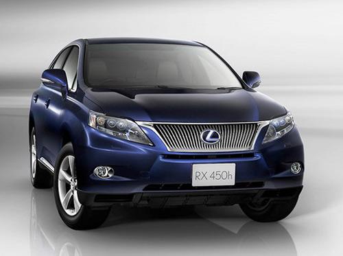 Lexus-4X4
