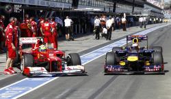 الفيا ستمنع التواصل بالراديو في بطولة الفورمولا 1