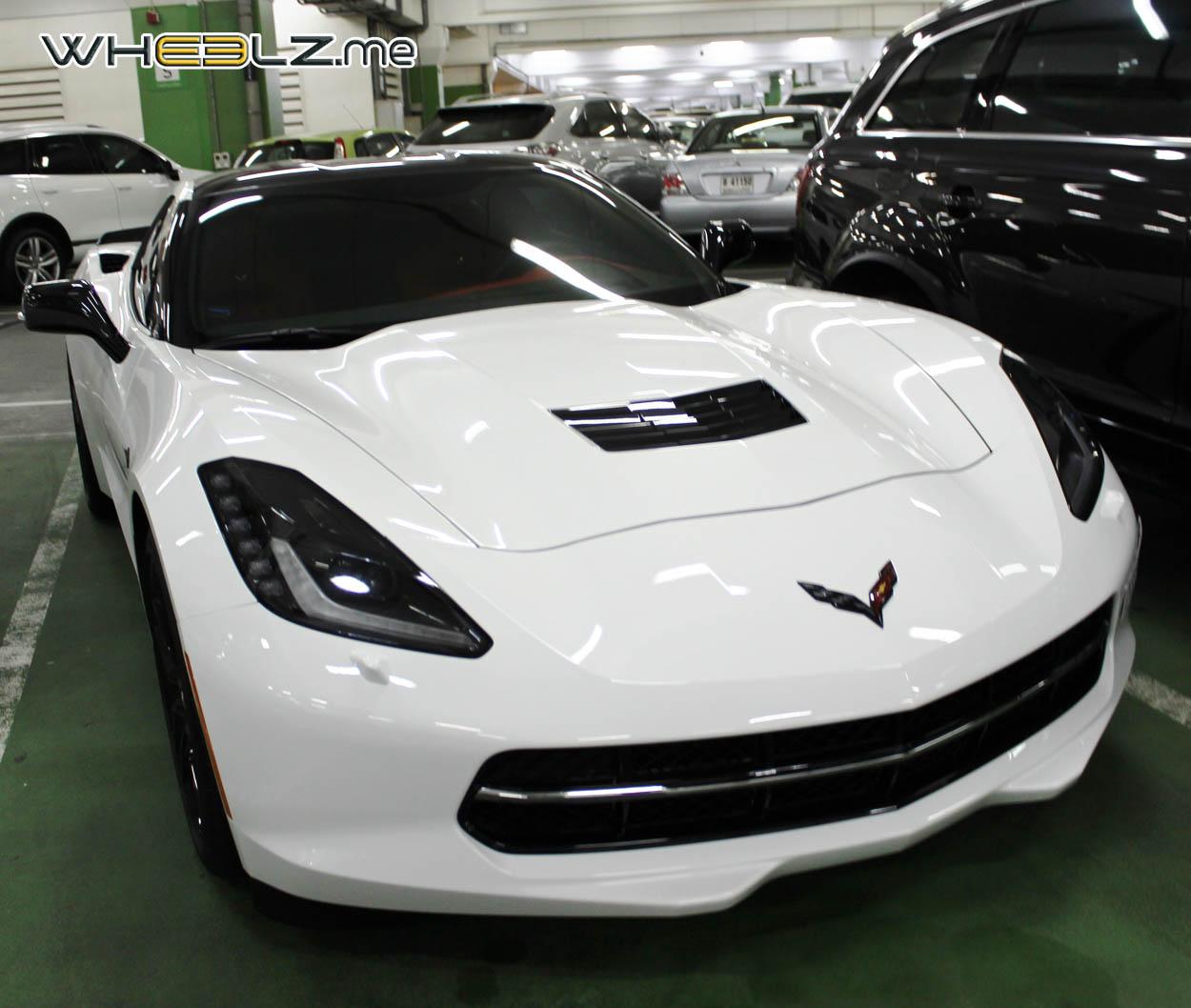 Chevrolet Corvette 3 16)