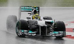 فورمولا 1 – جائزة اليابان – روزبرغ يتصدر التجارب الحرة الثالثة