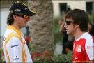 كوبيتسا عن صديقه  – ستكون خسارة للفورمولا 1 في غياب الونسو
