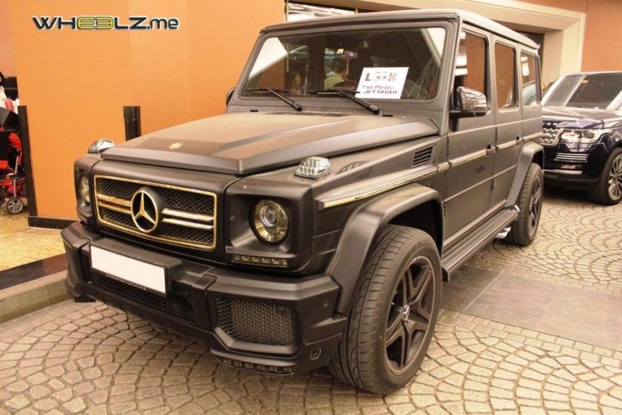 Mercedes Benz G63 (3)
