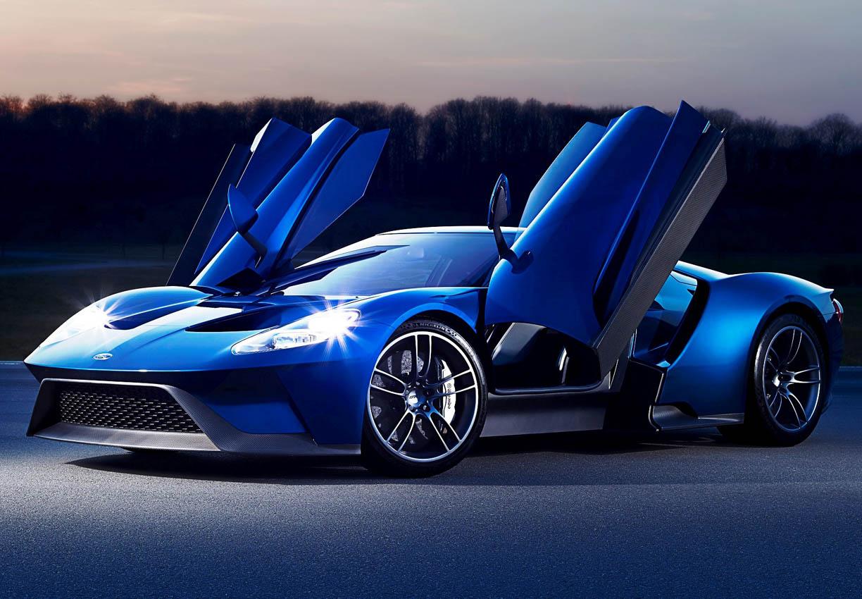 Ford GT-Rennversion feiert 2016 Europa-Debüt in Silverstone und