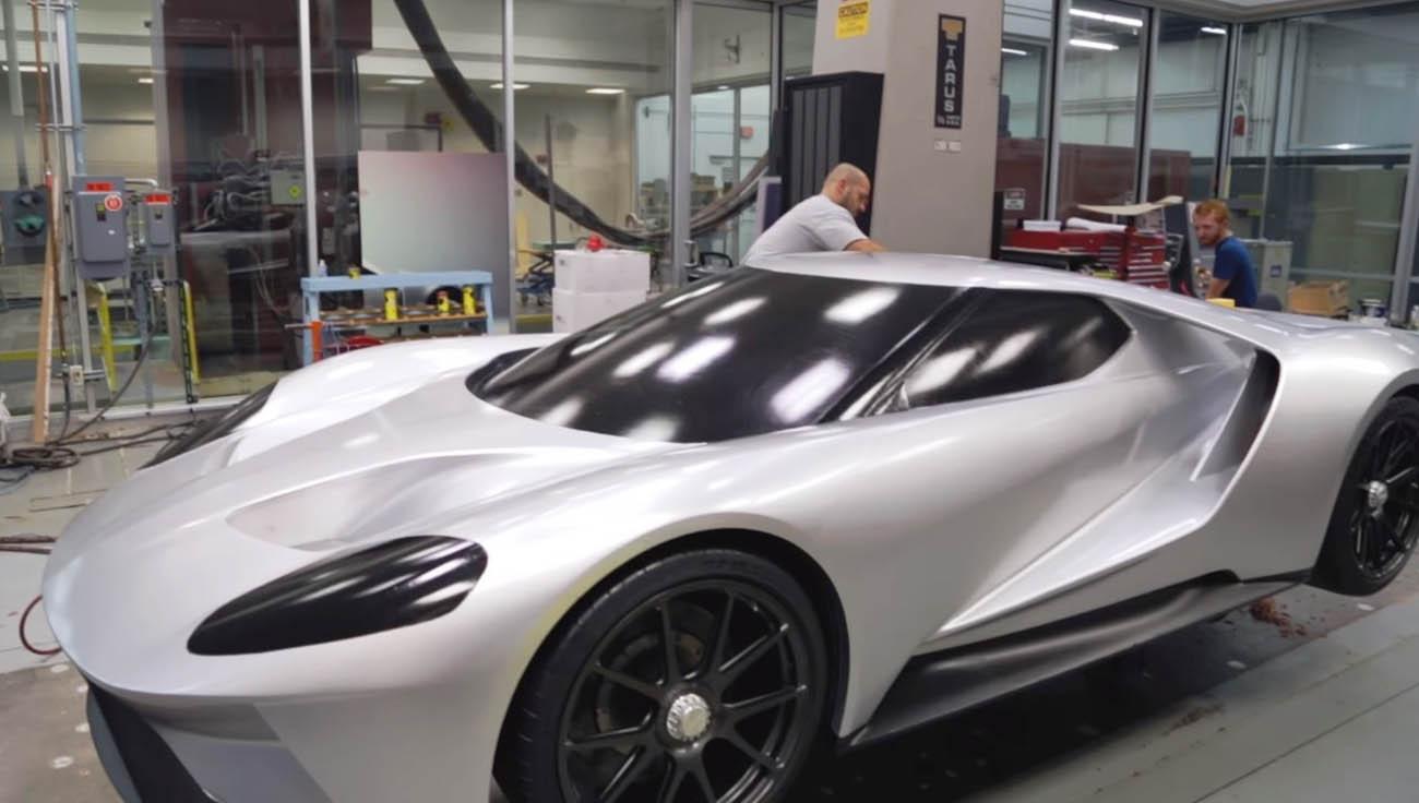 Ford GT - Vídeo - Segundo Capítulo