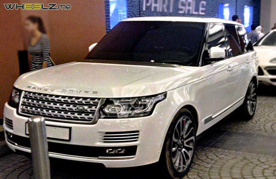 Range Rover 1