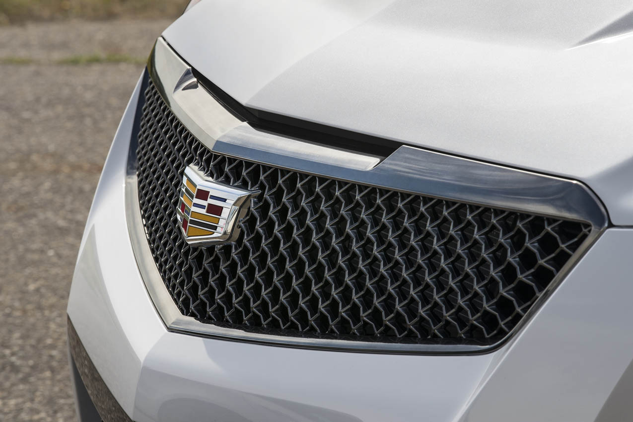 2017 Cadillac ATS-V with Carbon Black sport package