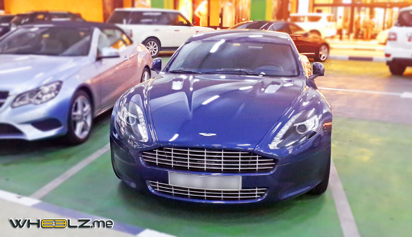 Aston Martin Rapide (5)