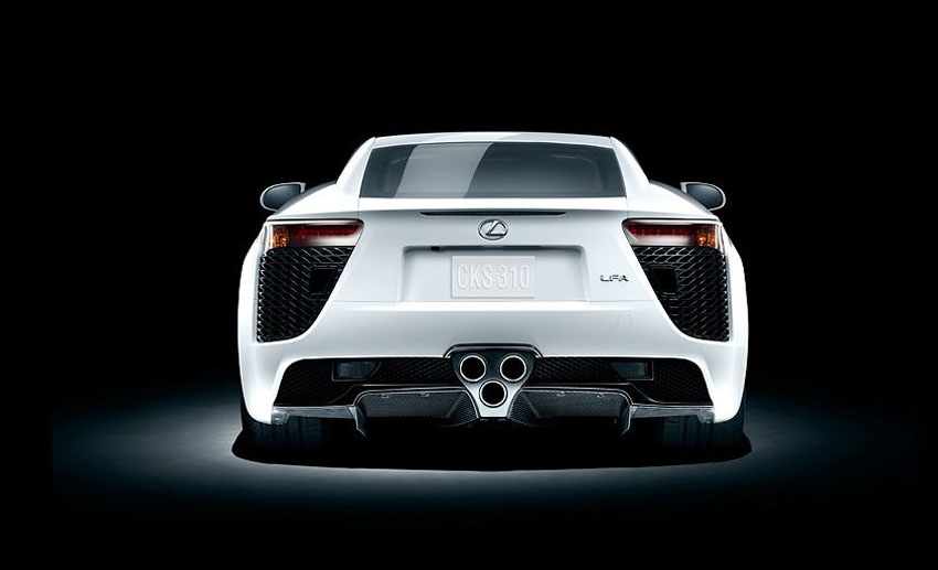 Lexus-LFA-Design-First-Frame