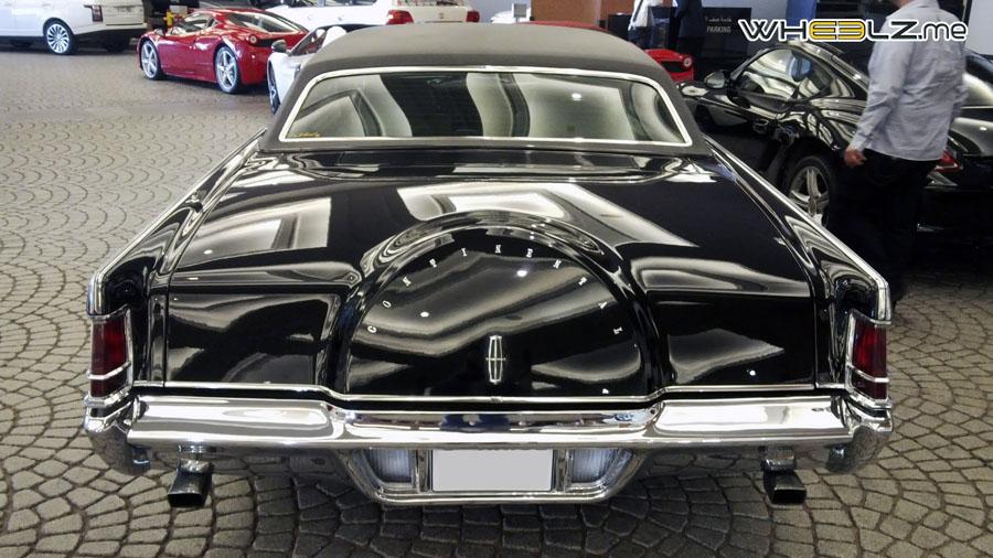 Lincoln Continental Mark III (1)