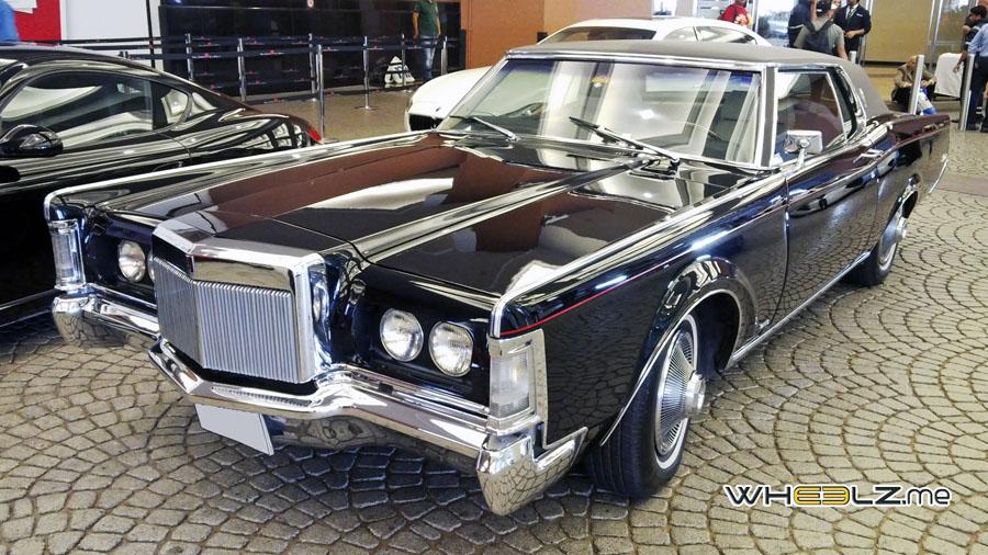 Lincoln Continental Mark III (2)