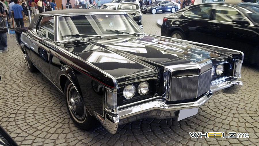 Lincoln Continental Mark III (3)
