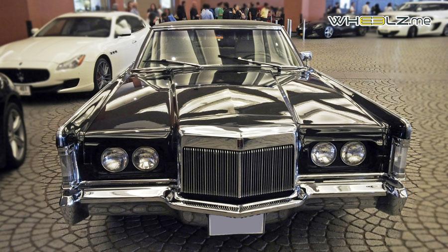 Lincoln Continental Mark III (4)