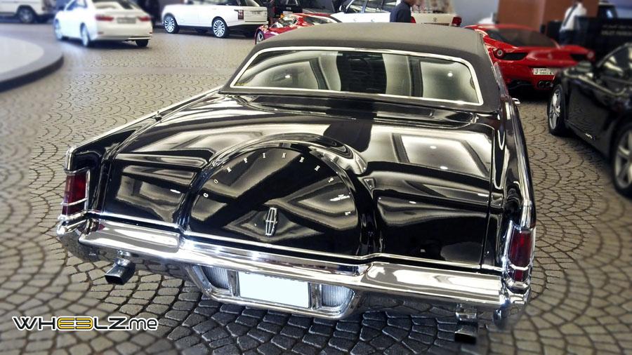 Lincoln Continental Mark III (6)