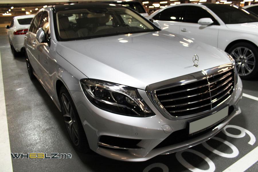 Mercedes Benz S Class (4)
