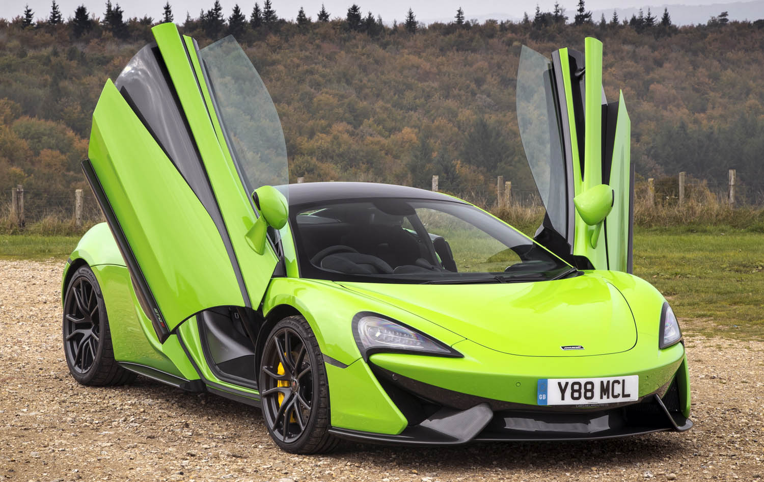 Mclaren 570s Coupe – The Genuine Sports Car