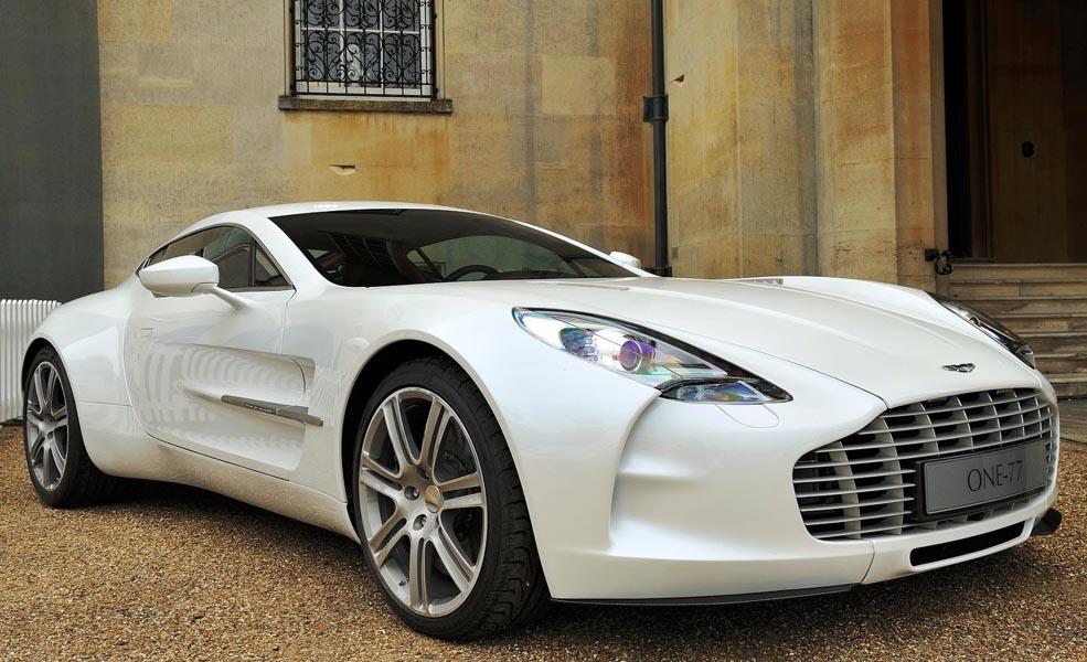 Aston Martin One-77 (12)