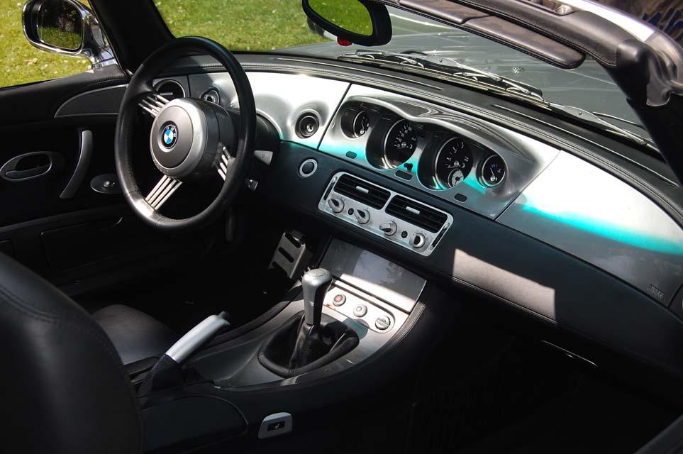BMW_Z8_Interieur