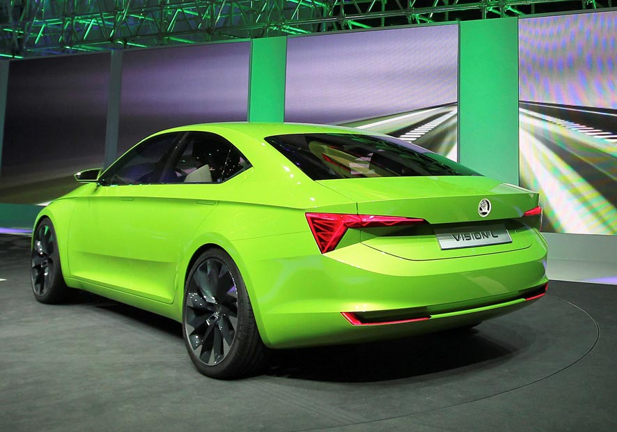 SKODA at 2014 VW Group Night in Geneva01