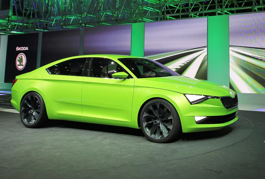 SKODA at 2014 VW Group Night in Geneva02