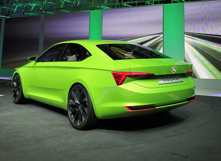 SKODA at 2014 VW Group Night in Geneva03