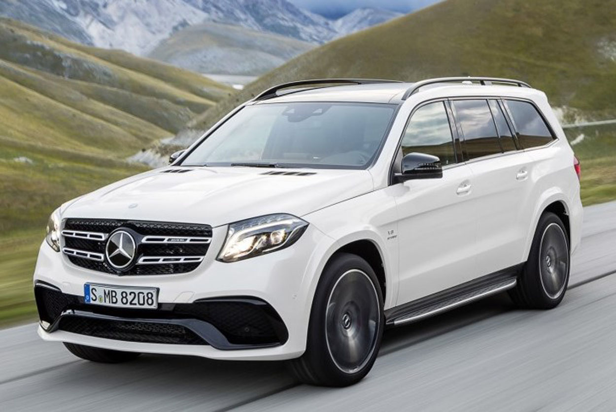 Mercedes Benz GLS (1)