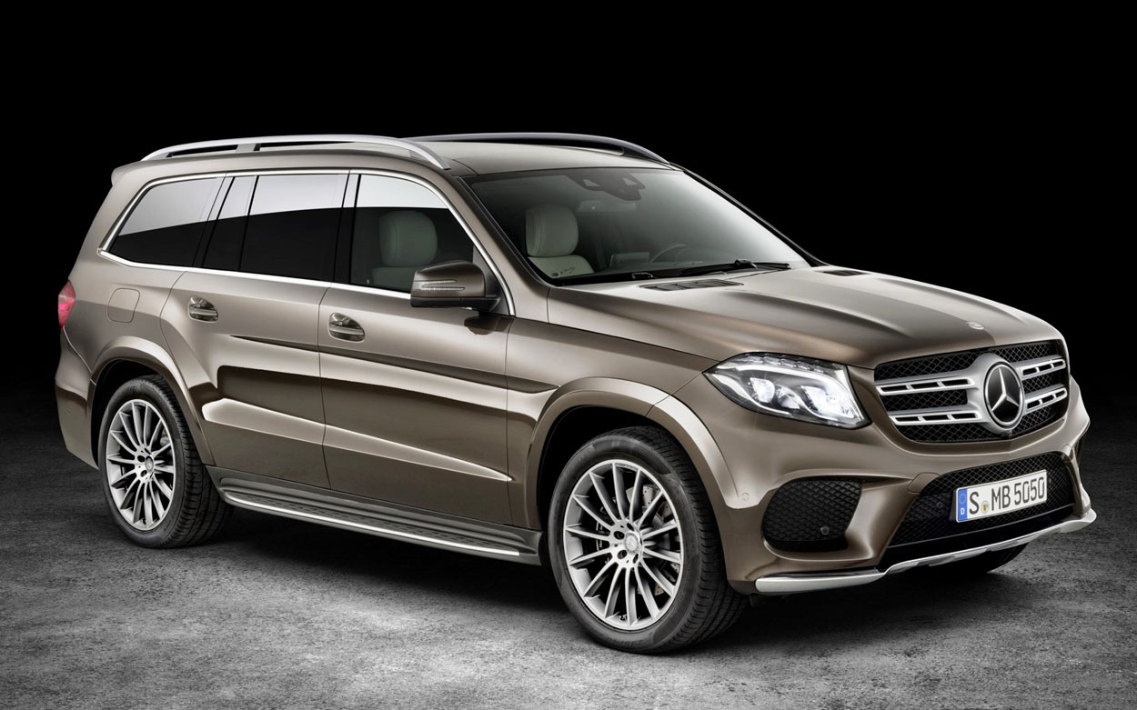 Mercedes Benz GLS (10)
