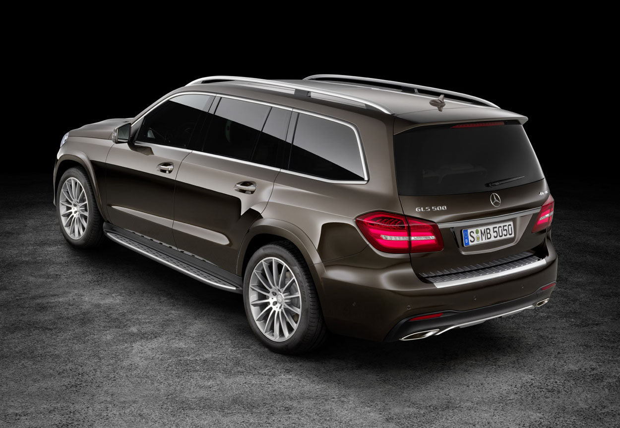 Mercedes Benz GLS (11)