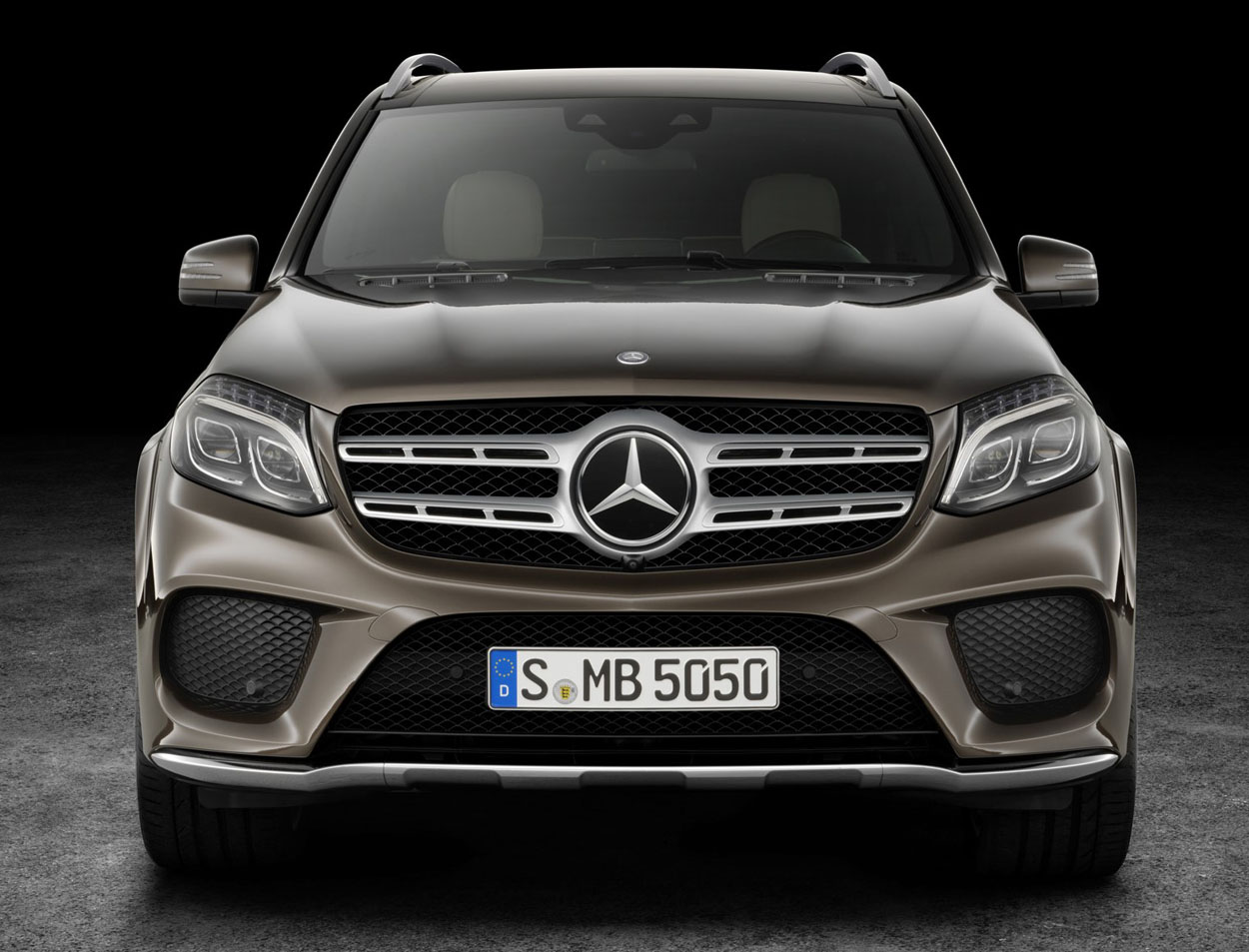Mercedes Benz GLS (12)