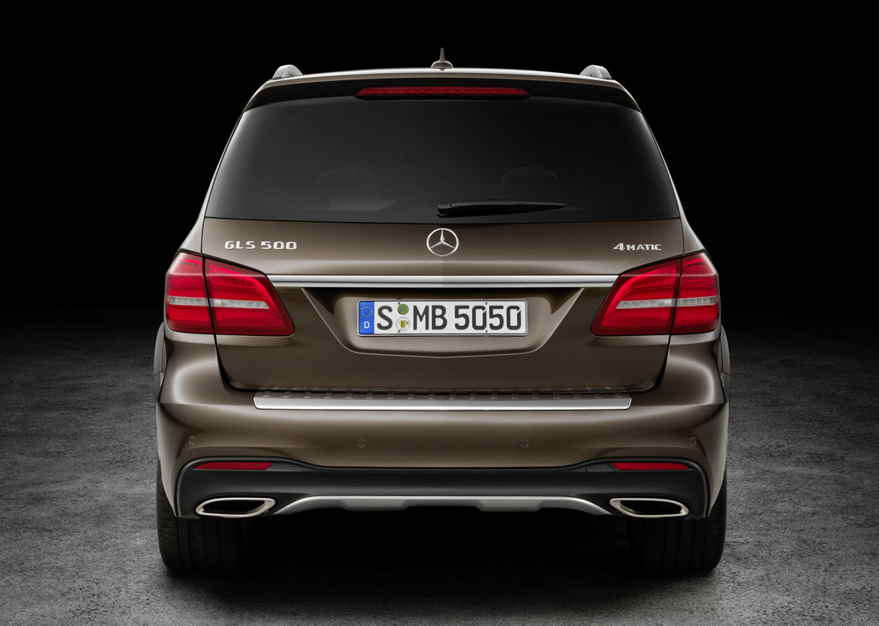 Mercedes Benz GLS (13)