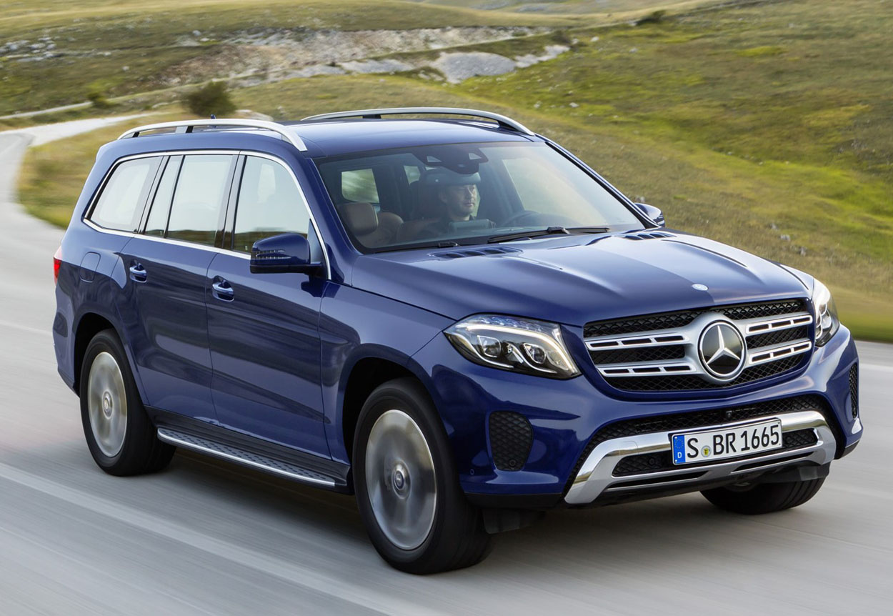Mercedes Benz GLS (19)