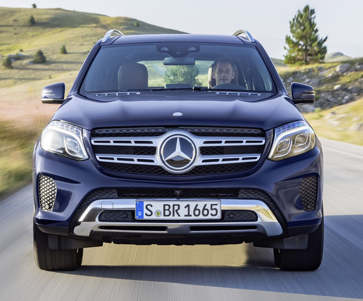 Mercedes Benz GLS (20)