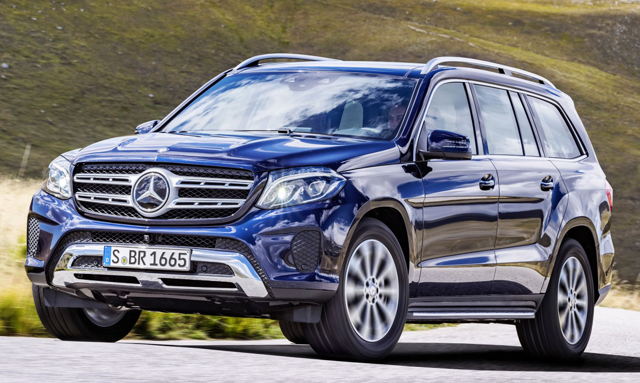 Mercedes Benz GLS (21)