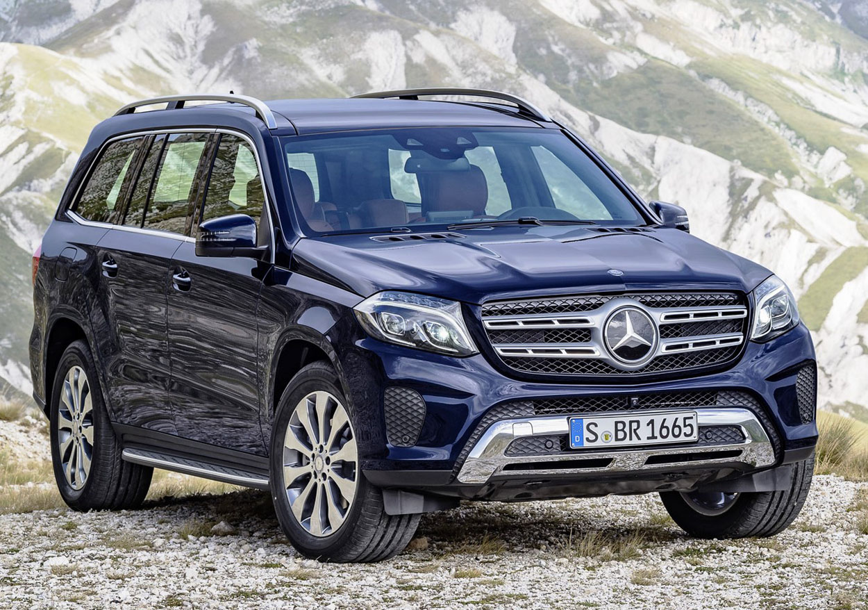 Mercedes Benz GLS (22)