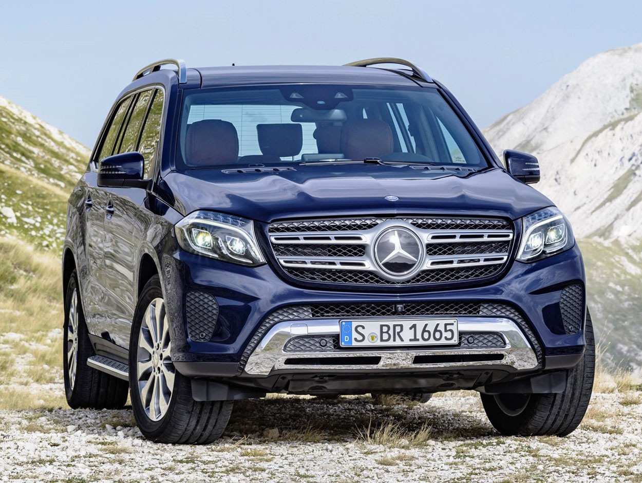 Mercedes Benz GLS (23)