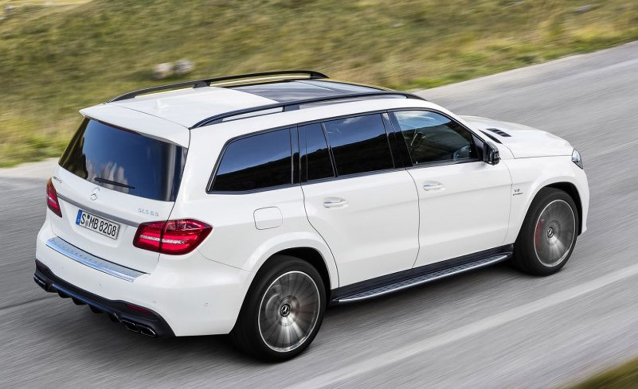 Mercedes Benz GLS (4)