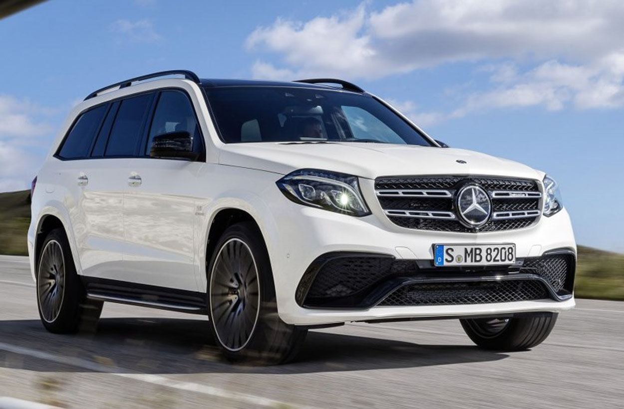 Mercedes Benz GLS (6)