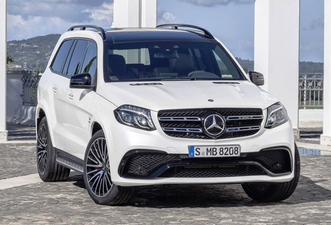 Mercedes Benz GLS (7)