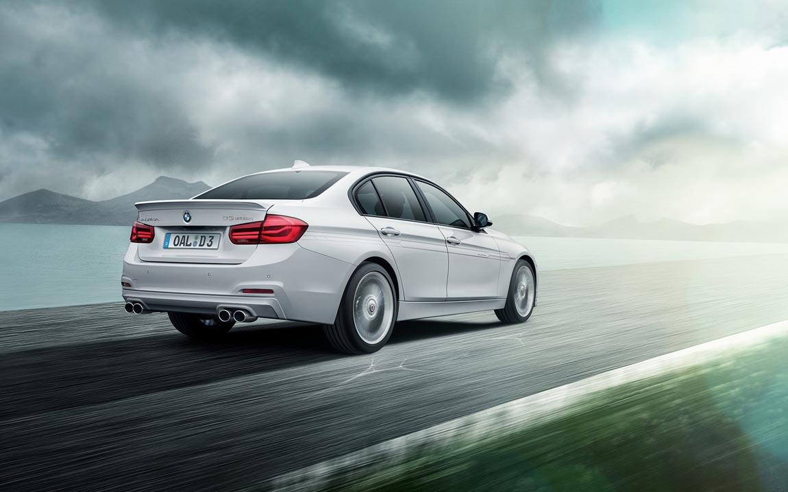 BMW ALPINA D3 BITURBO LCI