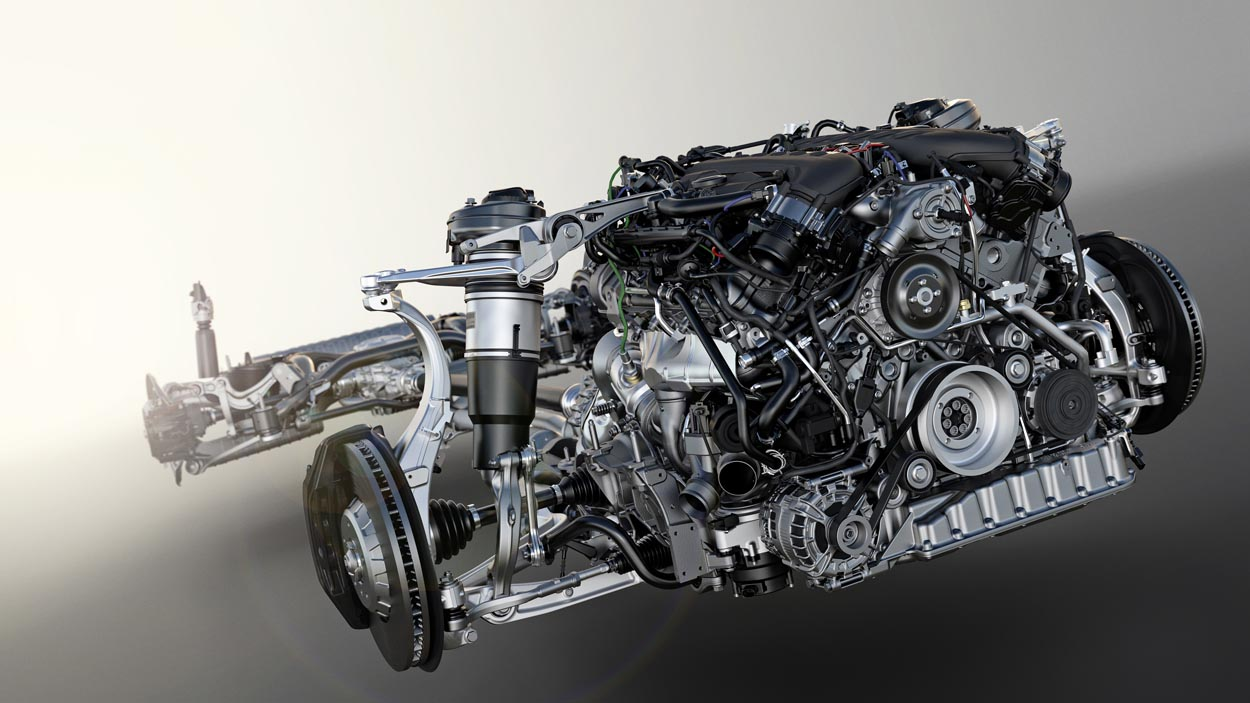 23 - Powertrain and Chassis