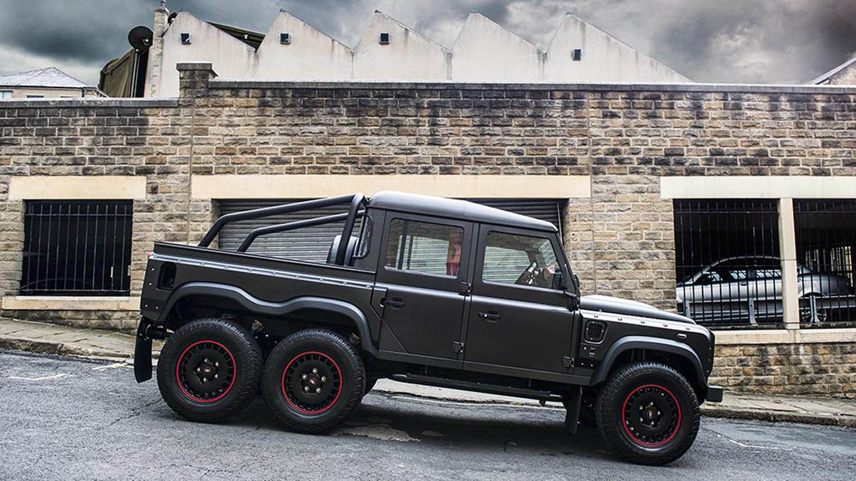 Kahn Design Flying Huntsman 6x6