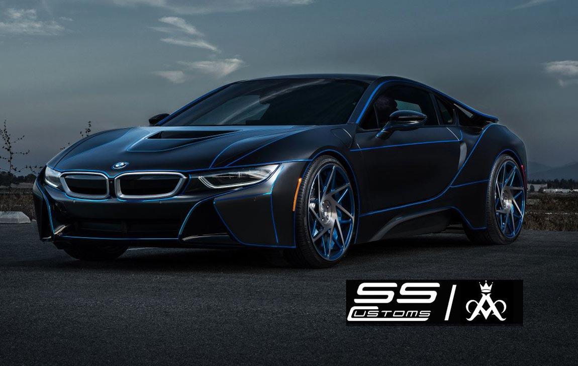 BMW I8 SS Customs (6)