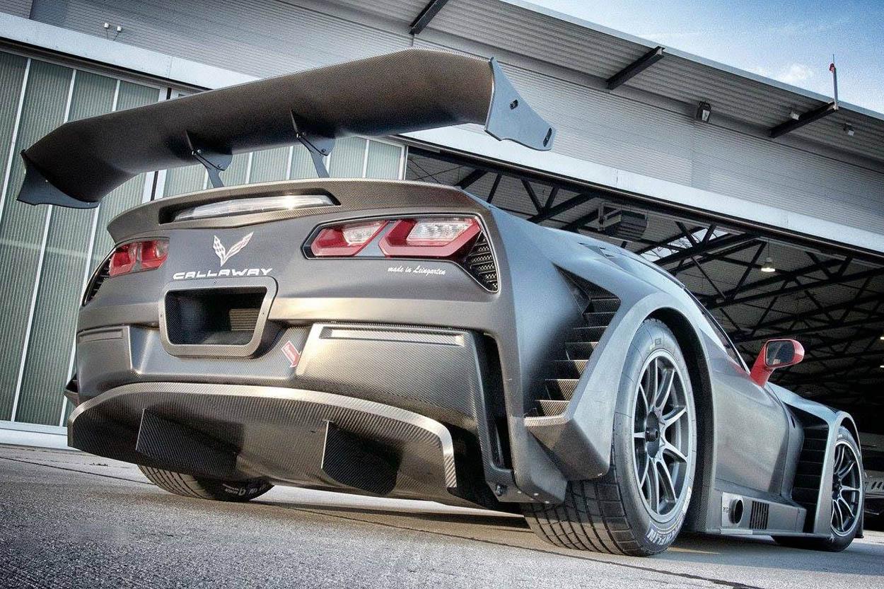 كالاوي شفروليه كورفيت سي 7 جي تي 3 أر سيارة سباق خارقة موقع ويلز