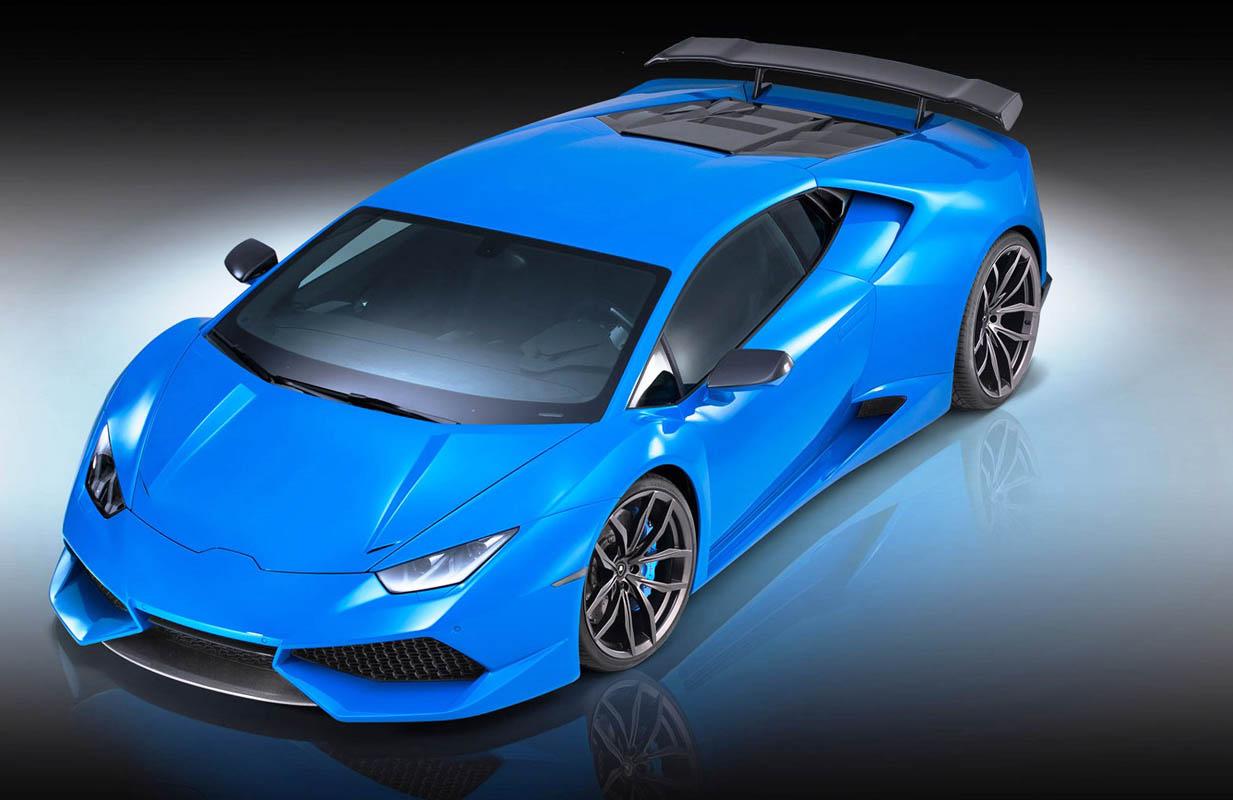 Lamborghini Huracan N Largo Novitec (2)