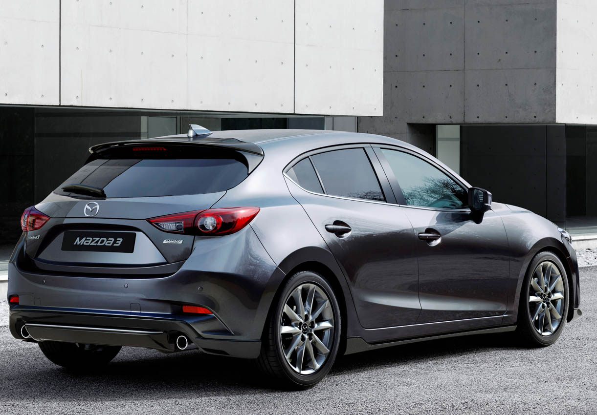 Kelebihan Mazda 3 2016 Hatchback Top Model Tahun Ini