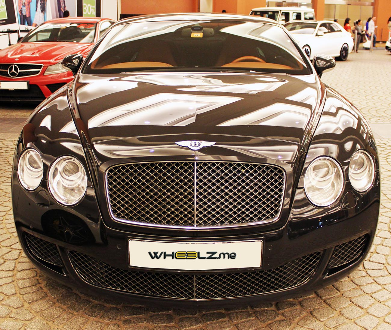Bentley Continental GT 22)