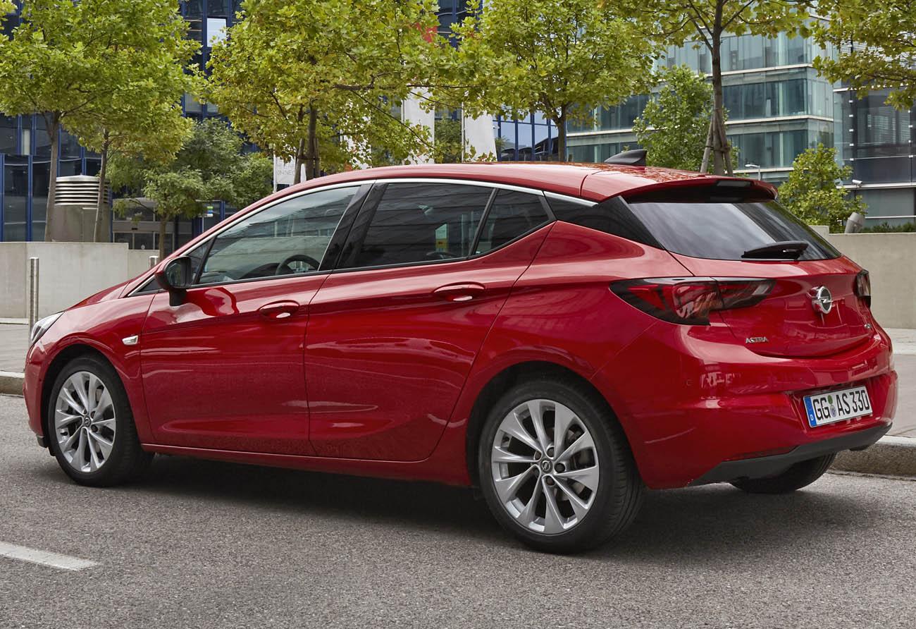 Opel Astra 5-door