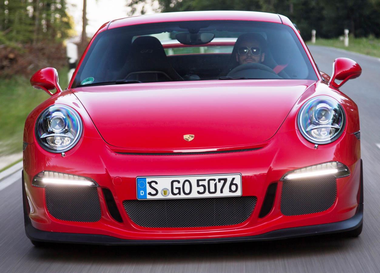 2014 Porsche 911 GT3 _1_